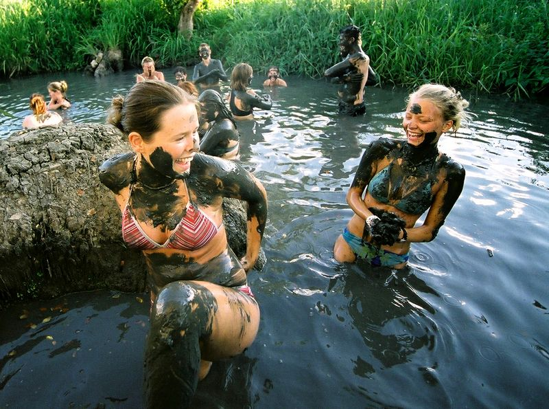 Fiji Mud Pools